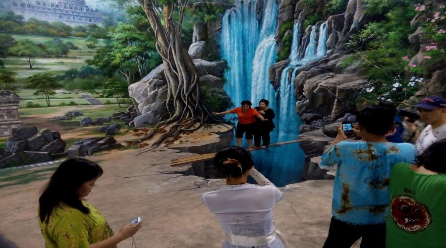 PROMO TERBARU, Jual Voucher Murah DMZ 3D Bali