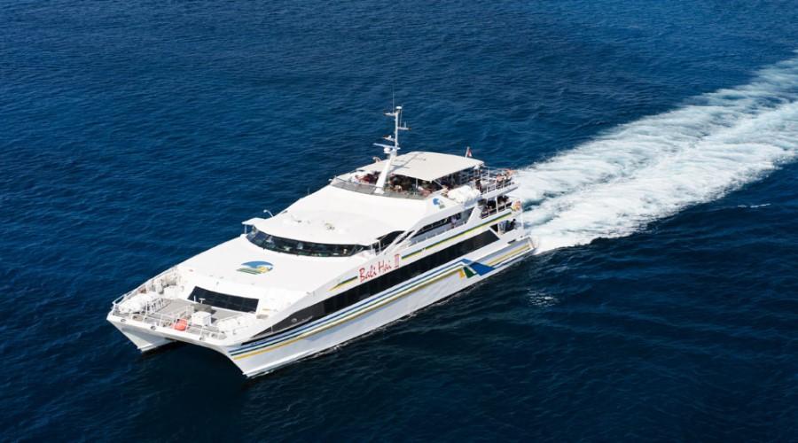 Nikmati Paket PROMO Berwisata Naik Bali Hai Cruise ke Lembongan