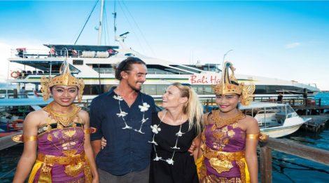 Promo Berwisata Naik Bali Hai Cruise ke Lembongan