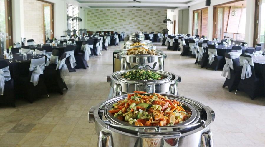 Promo Terbaru, Voucher Murah Paket Makan Spesial di The Beranda Resto GWK Bali