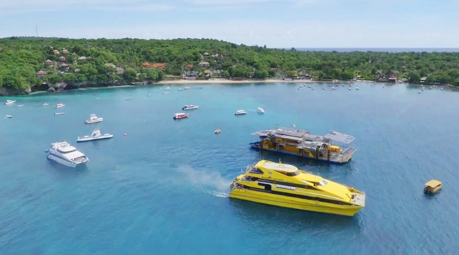 Menikmati Paket PROMO dan Keseruan Berwisata Naik Bounty Cruise Bali
