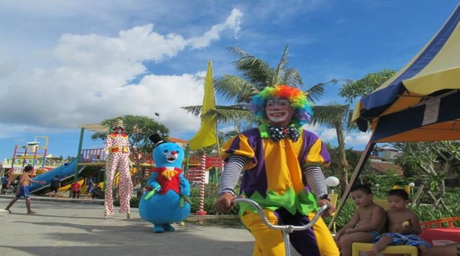 Wow Lebih Hemat!! Tiket Promo Terbaru Circus Waterpark, Berwisata ke Circus Waterpark Kuta, Bali