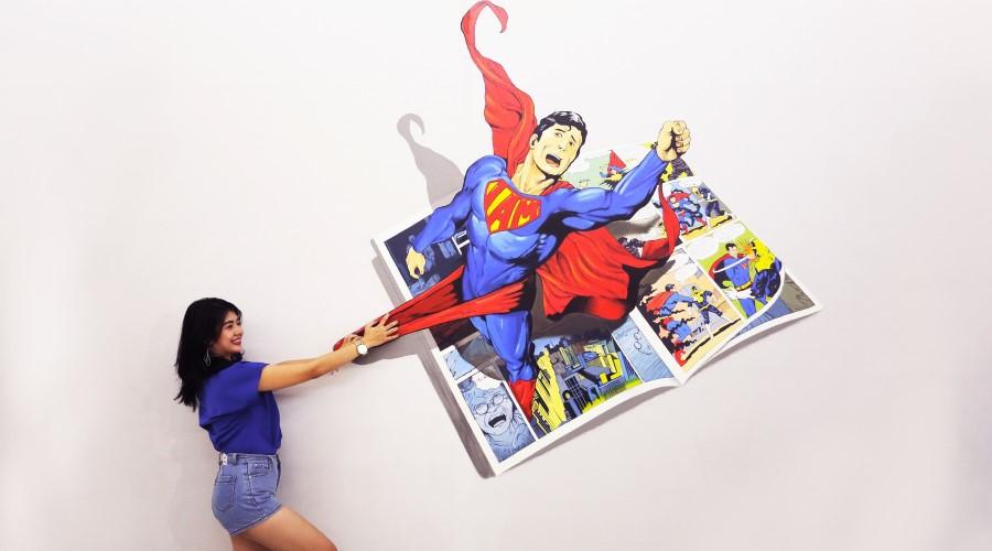 Horee, Nikmati Promo Terbaru Tiket Murah I AM 3D Bali, Berwisata Foto ke Museum 3 Dimensi di Bali