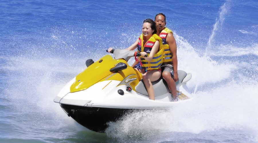 Paket I: Parasailing, Banana Boat, Jetski, Flying Fish - Watersport Tanjung Benoa - KEBALILAGI.COM