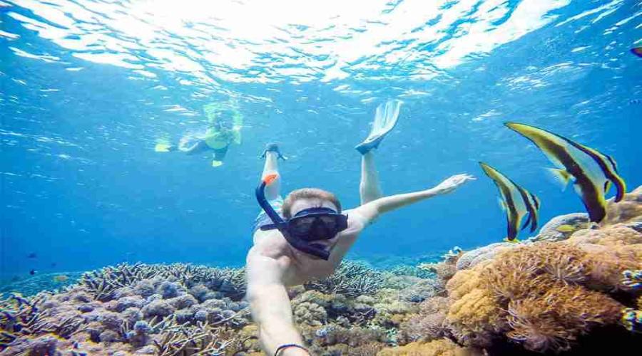 Jual Promo Snorkeling Nusa Penida, Bisa Dibeli Online Via www.kebalilagi.com!