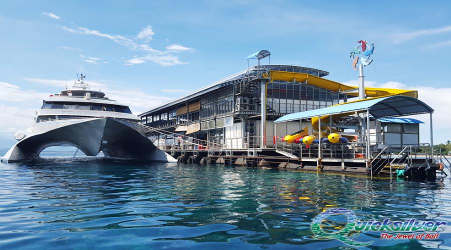 Nikmati Paket Promo Quicksilver Day Cruise, Berwisata Naik Kapal Pesiar ke Nusa Penida