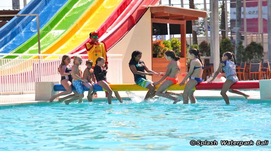 Promo Terbaru, Jual Tiket Murah Splash Waterpark Bali, Salah Satu Wahana Air Terbaik di Bali!