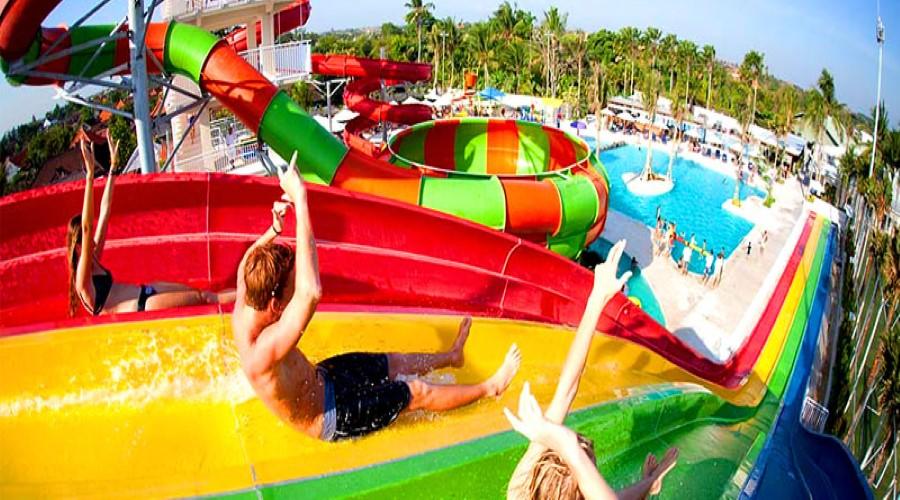 Promo Tiket Splash Waterpark Canggu, Nikmati Serunya Berbagai Macam Permainan Air Disini!