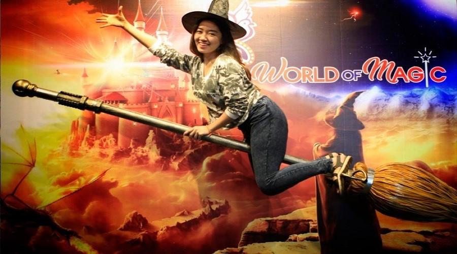 Penawaran Terbaik!! Tiket Promo World of Magic Bali, Menikmati Kerennya Pertunjukkan Sulap di Bali
