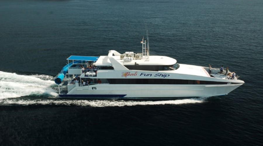 Promo Terbaru Tiket Bali Fun Ship, Menikmati Wisata Cruise Di Lembongan Bersama Island Explorer Cruises