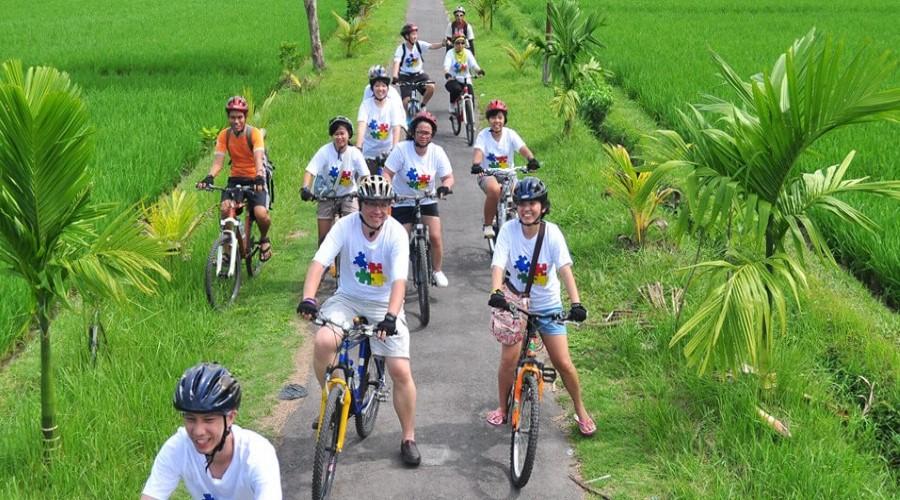 Promo Terbaru Bali Sobek! Menikmati Ubud Adventure Cycling, Wisata Bersepeda di Ubud