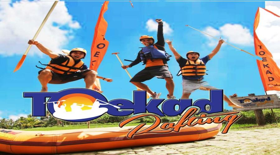 Promo Terbaik, Voucher Murah Ayung Rafting Bersama Bali Toekad Adventures, Pacu Adrenalinmu!
