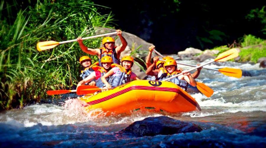 Harga Promo Ayung Rafting Bersama Bali Toekad Adventures!