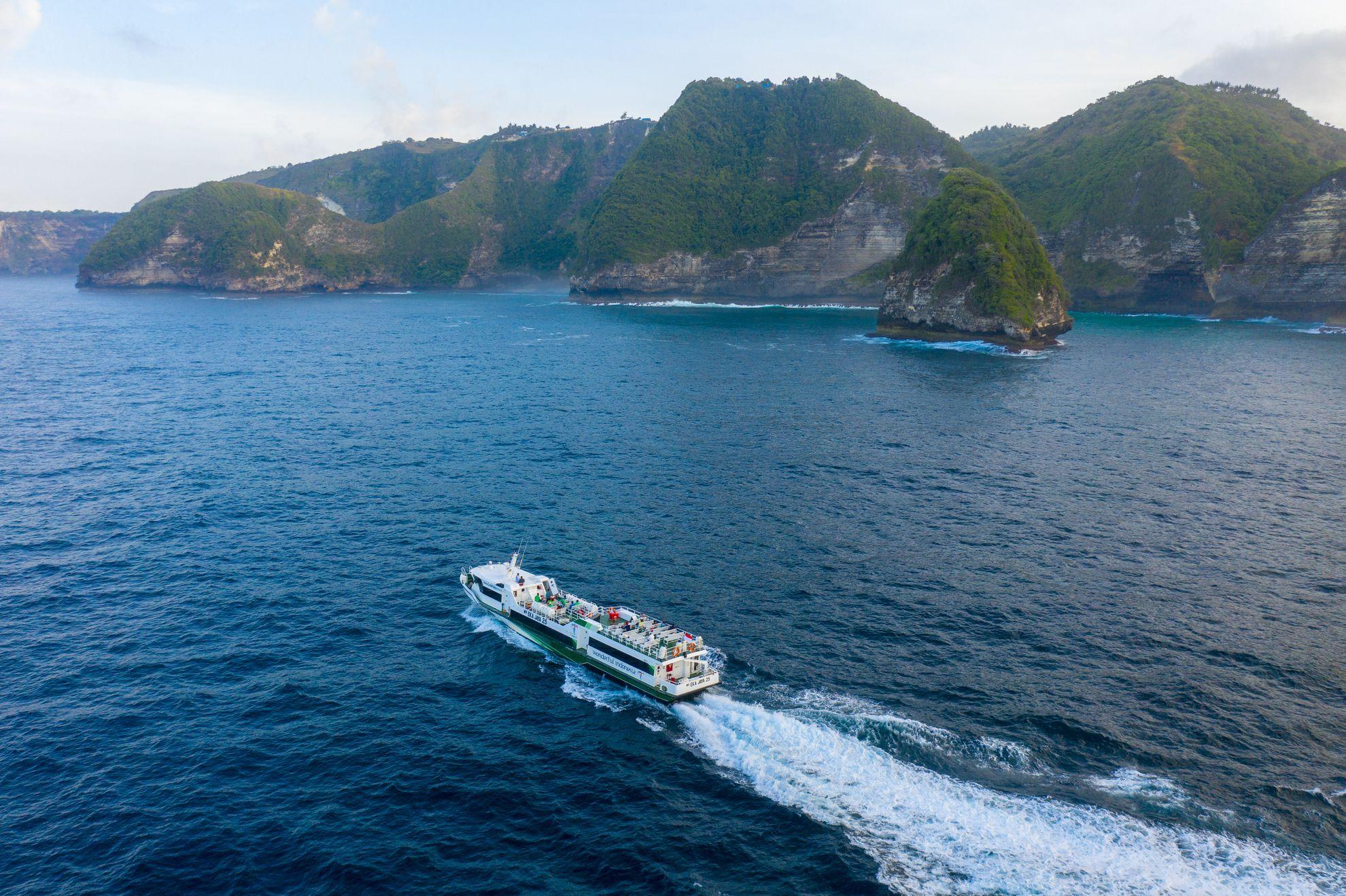 Tiket Eka Jaya Fastboat | Jaminan Harga Promo Termurah | Fastboat ke Gili, Bangsal, Lembongan, Nusa Penida